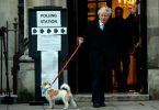 Boris Johnson consigue la mayor mayoría