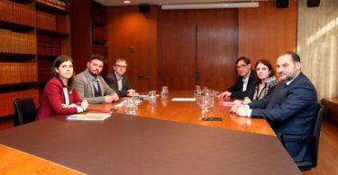 El PSOE y el ERC se reúnen por tercera vez