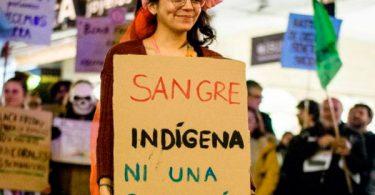 Manifestantes Del Clima De Andalucía