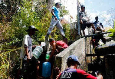 gestionan el agua Venezuela