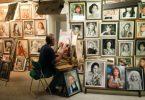 cuadros y retratos al óleo